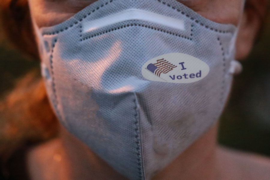 Where I grew up, it didn't take weeks or months to know the results of the election, and there were very few claims of illegal votes being cast. Not like today. Photo credit ShutterStock.com, licensed.