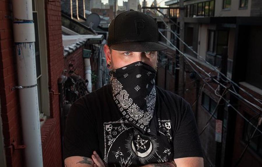 Adam Rahuba, a self-purported Antifa leader in Pittsburgh,