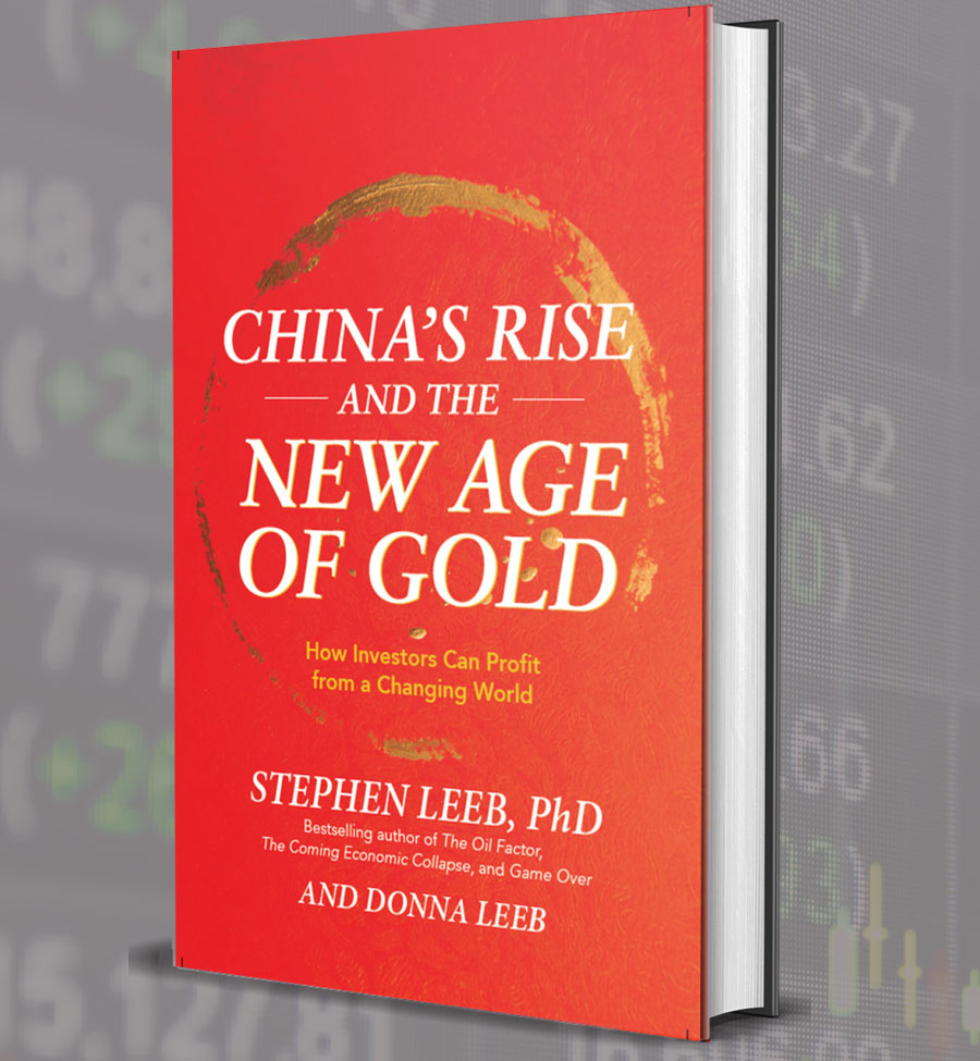 The 272 page 'China's Rise and the New Age of Gold: How Investors Can Profit from a Changing World' was released on November 4, 2020. Publisher: McGraw-Hill Education.