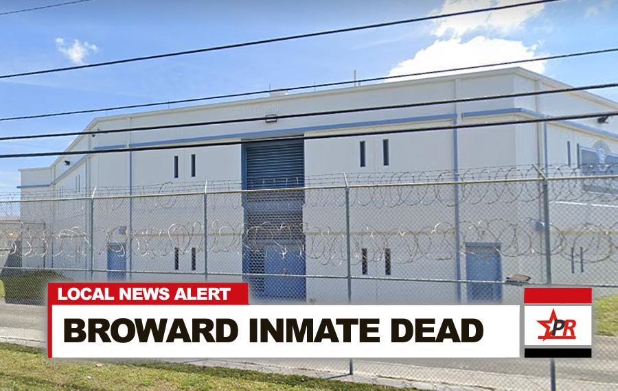 INMATE DIES OF COVID-19