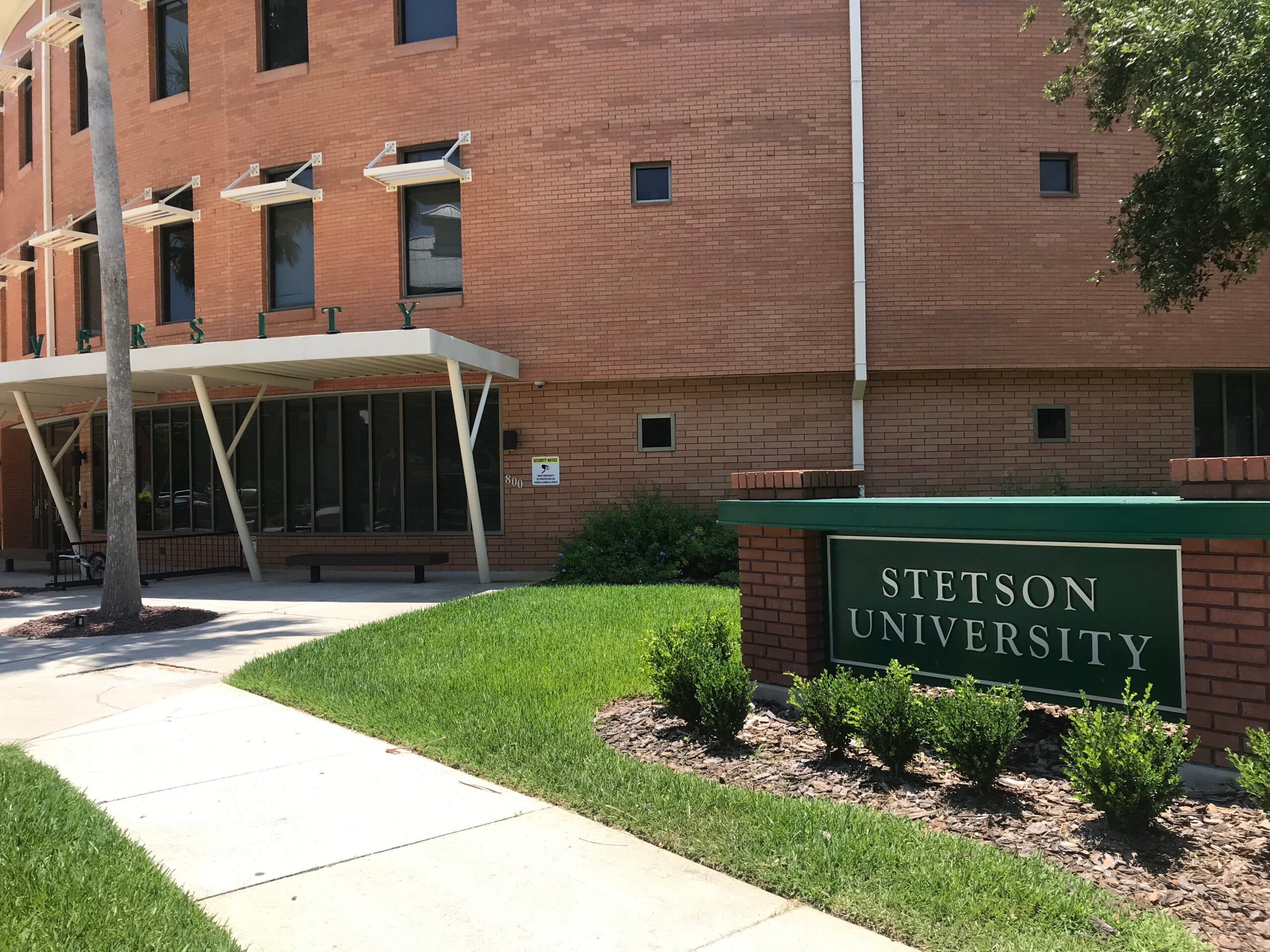 Stetson University is helping ensure students feel safe on campus thanks to a $296,000, three-year grant from the United States Department of Justice Office on Violence Against Women. Photo credit: Box Lab / Shutterstock.com, licensed.