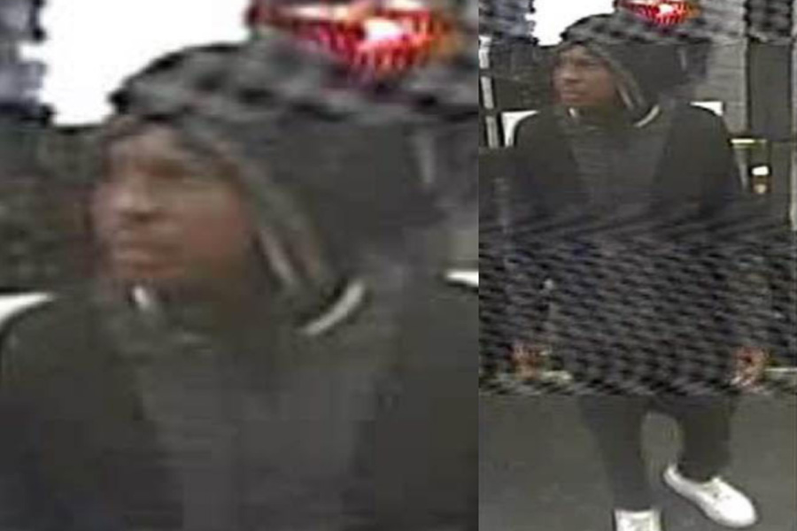 "According to detectives, on March 28, 2020, the suspect attempted to rob the Speedway gas station located in Lake Park. The suspect is described as approximately 6'5"" with a thin build."