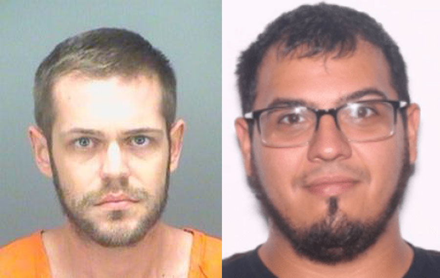 Bradley Scheuerer, 31, and Jonathon Robinson, 27 (now deceased), both of St. Petersburg Florida, entered the victim's home to steal equipment used to manufacture Marijuana Wax.