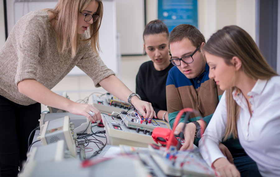Florida colleges and technical schools can access grants from CARES Act funds ranging from about $100,000 to $2 million to boost technical certification programs. Photo credit ShutterStock.com, licensed.
