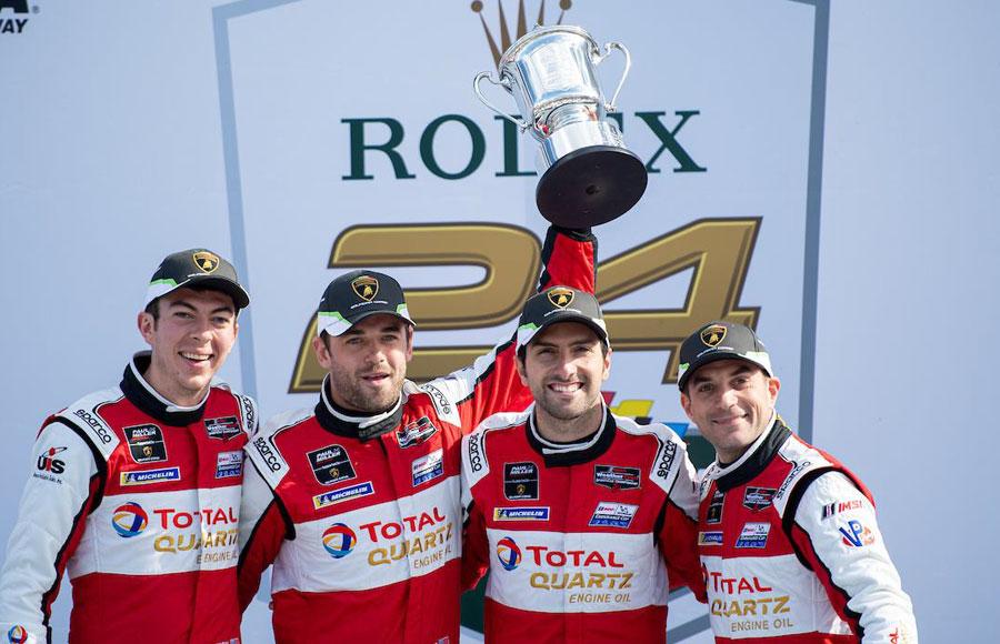 Lamborghini Clinches IMSA Endurance Cup