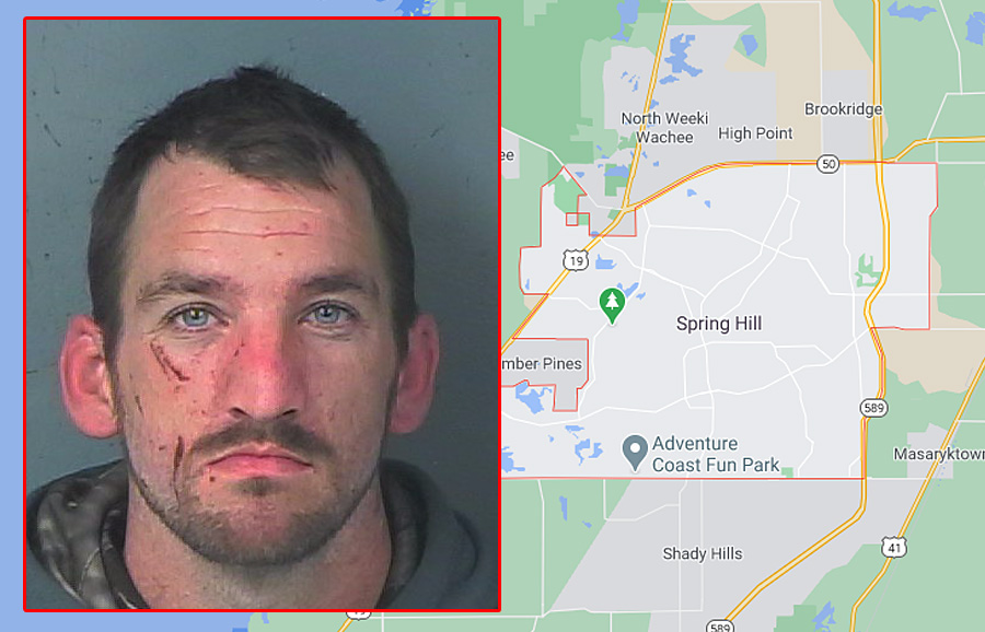 Colton Zimmerman, 28, was arrested and charged with possession of drug equipment, marijuana possession (not more than 20 grams). His bond was set at $2,000.