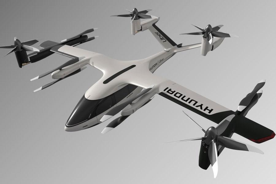 Urban Air Mobility Vision