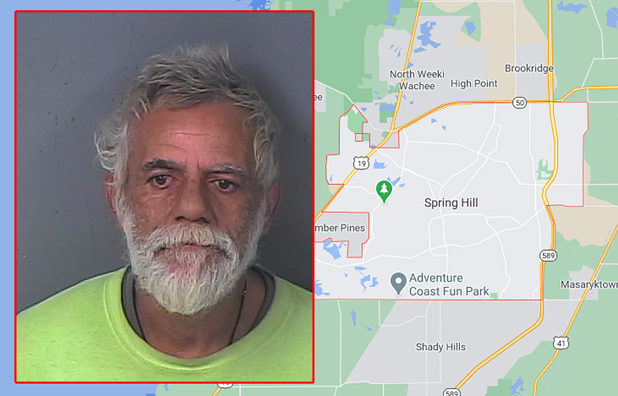 Ismael Santos, 55, was arrested and charged with heroin possession w/intent to sell, manufacture, or deliver, possession structure/vehicle to sell drugs, possession of drug equipment. His bond was set at $41,000.