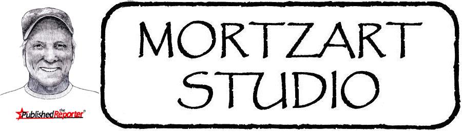 Comics & Pen Portraits by Mort Kuff