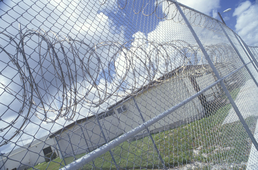 Dade County Men's Correctional Facility, Florida. File photo, credit ShutterStock.com, licensed.