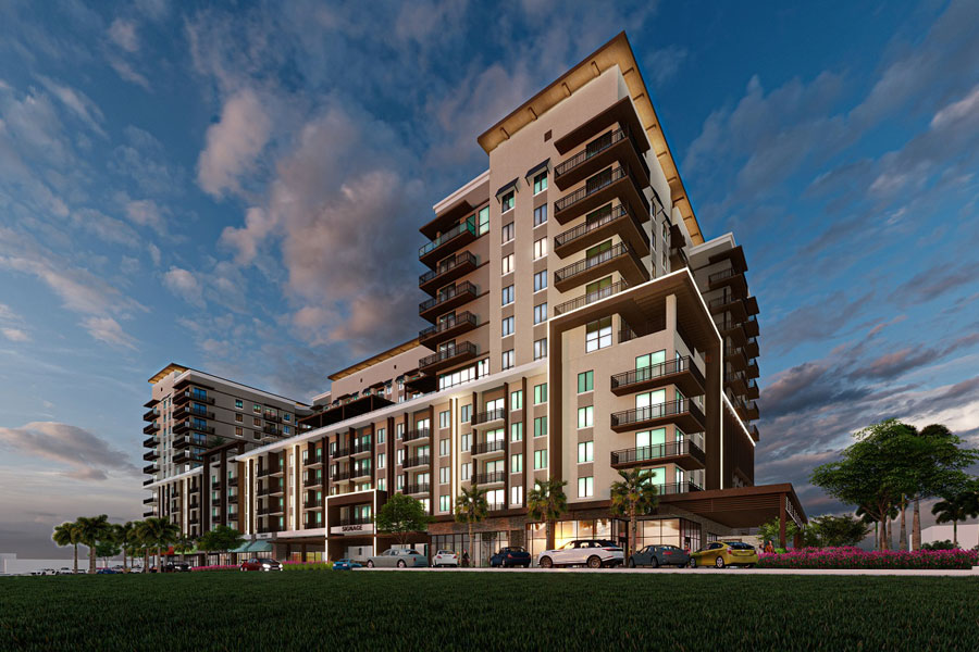 Greenpointe Developers And Cross Lake Partners Announce Closing Of Multiple Phases At Quay Sarasota Waterfront District