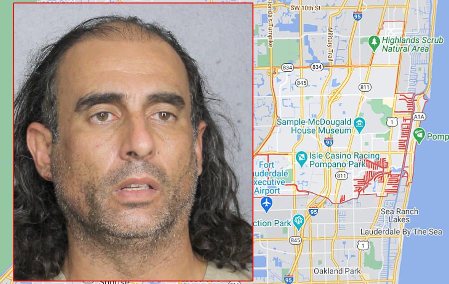 Roberto Alves De Lira, 45, of Deerfield Beach