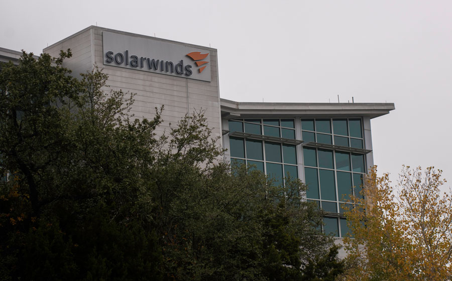 Among those who have acknowledged the SolarWinds breach are the U.S. departments of Treasury and Commerce. SolarWinds claims that 18,000 of its 300,000 customers had downloaded the malicious code into updated versions of Orion, a network safety tool. Photo credit: Travel with me / Shutterstock.com, licensed.