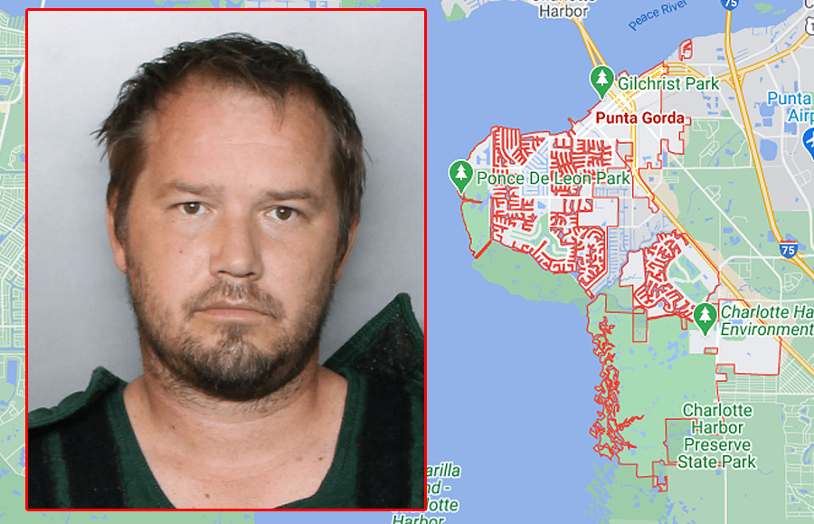 Punta Gorda Man Facing Capital Sexual Battery, Search Warrant Uncovers Child Porn