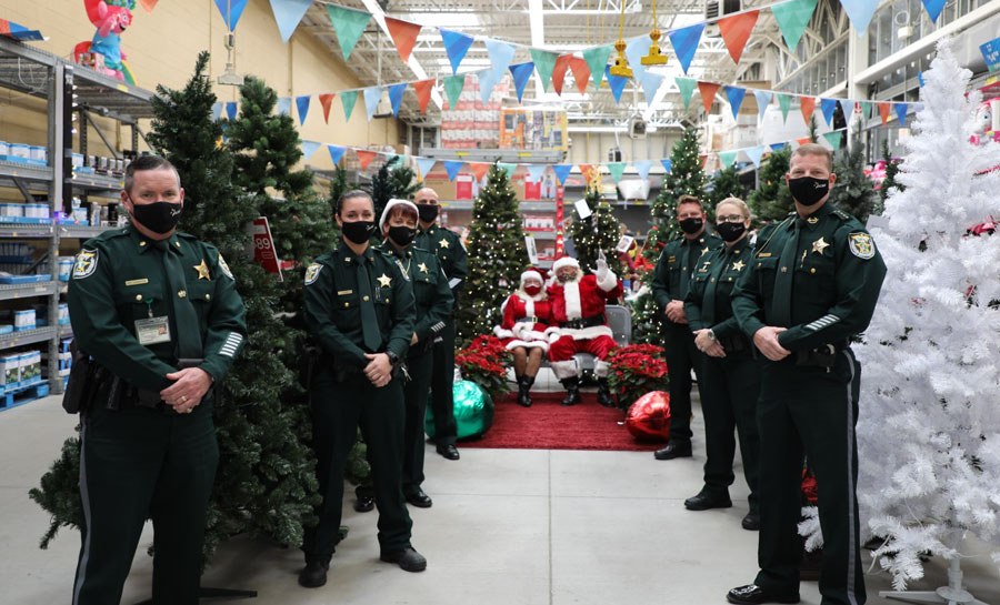 Shop With A Cop Events