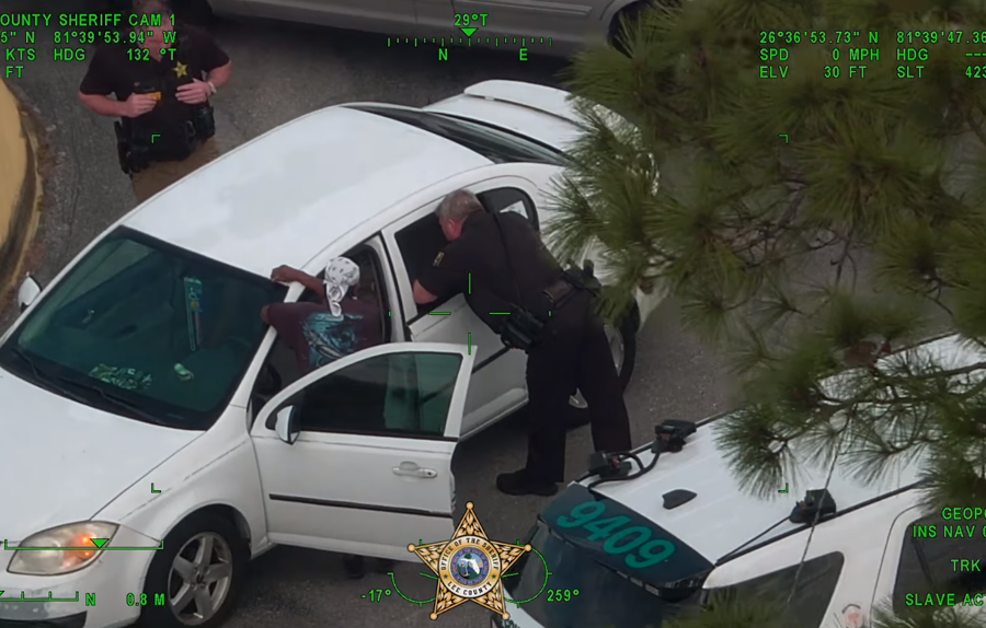Agency members from all over the county arrived to assist, including a Mobile Command Vehicle, Drones, K-9s, Aviation, and various specialty units. The tactical and strategic response of the many responding units, and the coordination with the public, contributed greatly to the safe return of this juvenile.