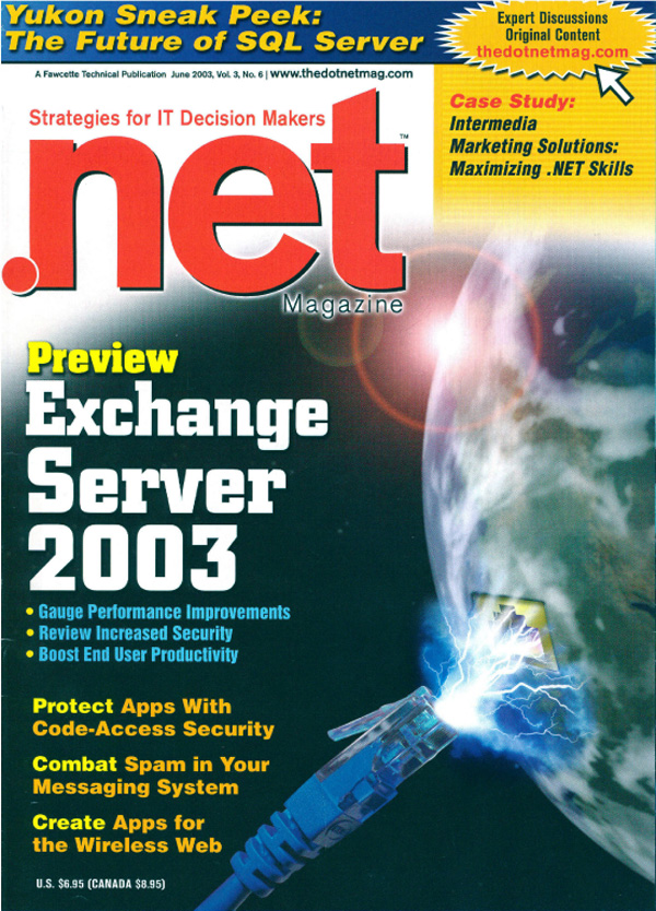 Dot Net Magazine