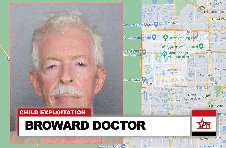 BROWARD DOCTOR JAILED