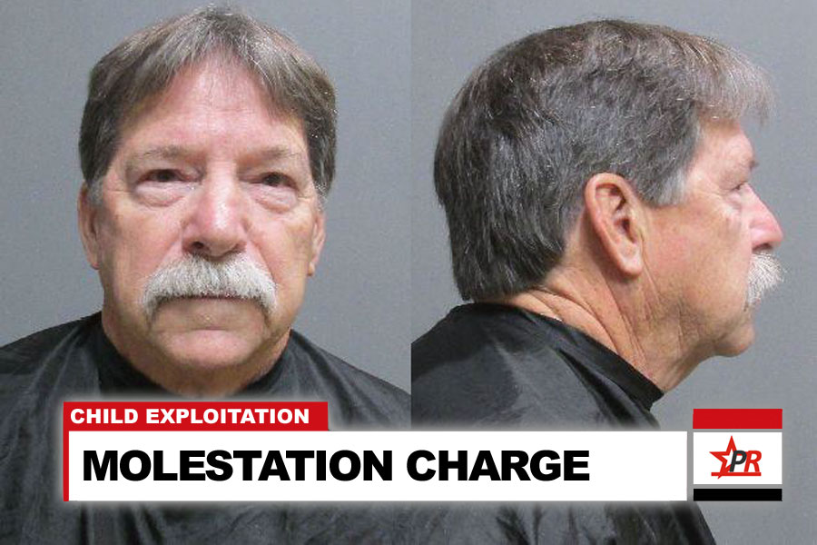 MOLESTATION CHARGE