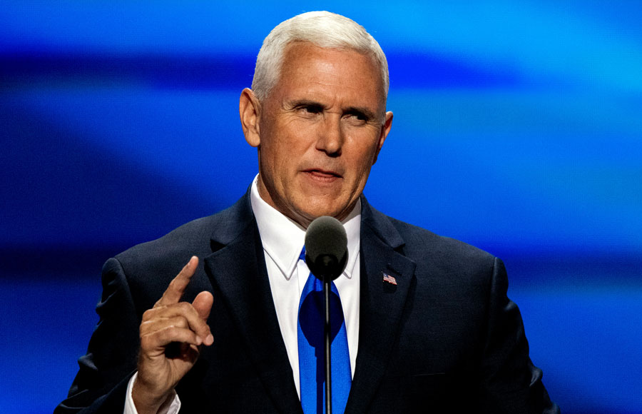 Pence Letter To Pelosi Rejects Calls To Invoke 25th Amendment; Will Not Yield To Efforts In House To Play Political Games