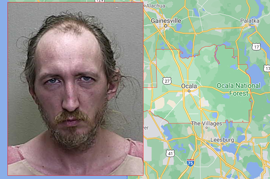 Summerfield Man Arrested For Possessing Large Cache of Child Pornography