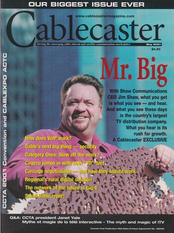 Cablecaster Magazine