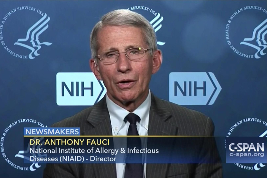 The results of these studies will likely have a major impact upon ongoing discussions on how and when to reopen public schools, which have struggled to stay open throughout the entire pandemic. Photo credit: C-SPAN.