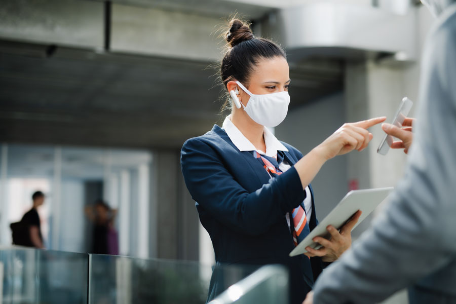 Officials representing airlines have already expressed fear that a blanket COVID-19 testing requirement for all domestic air travelers would further hurt their business, which has already seen a massive drop due to the ongoing pandemic.