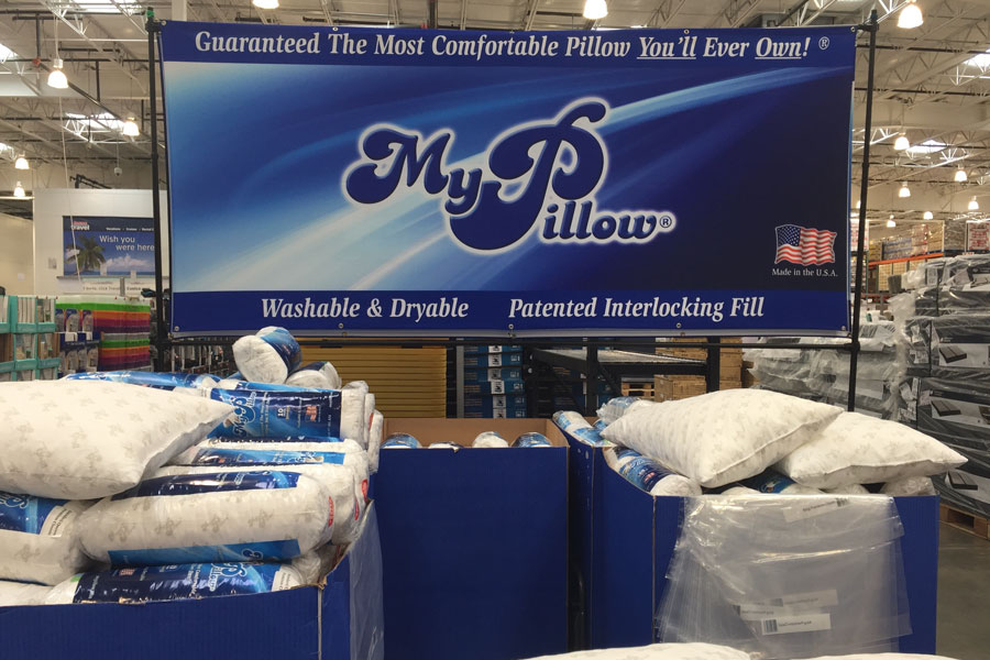 My Pillow Products Dropped by Multiple Retailers, Including Bed, Bath & Beyond, Kohl's, JC Penny, Others