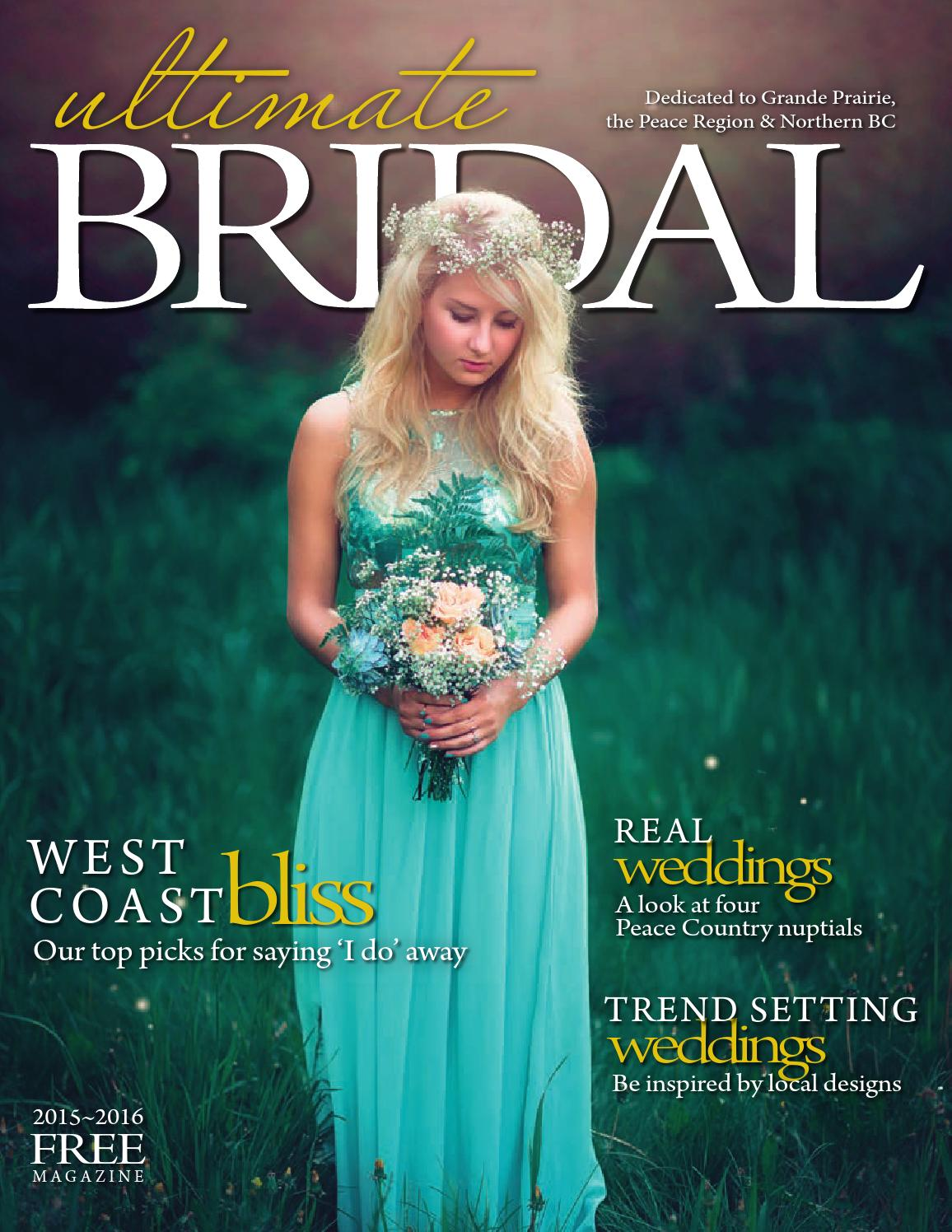 Ultimate Bridal Magazine