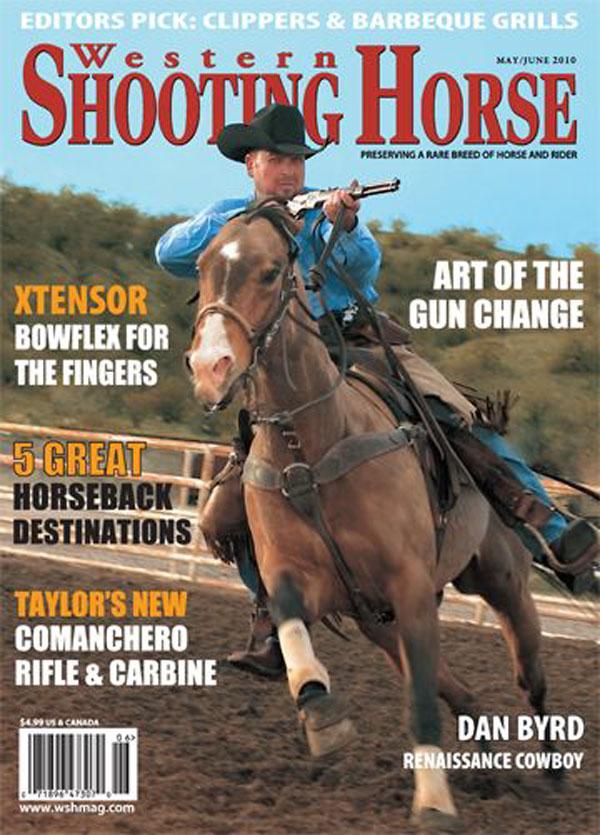 Western Shooting Horse Magazine
