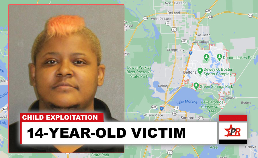 14-YEAR-OLD VICTIM