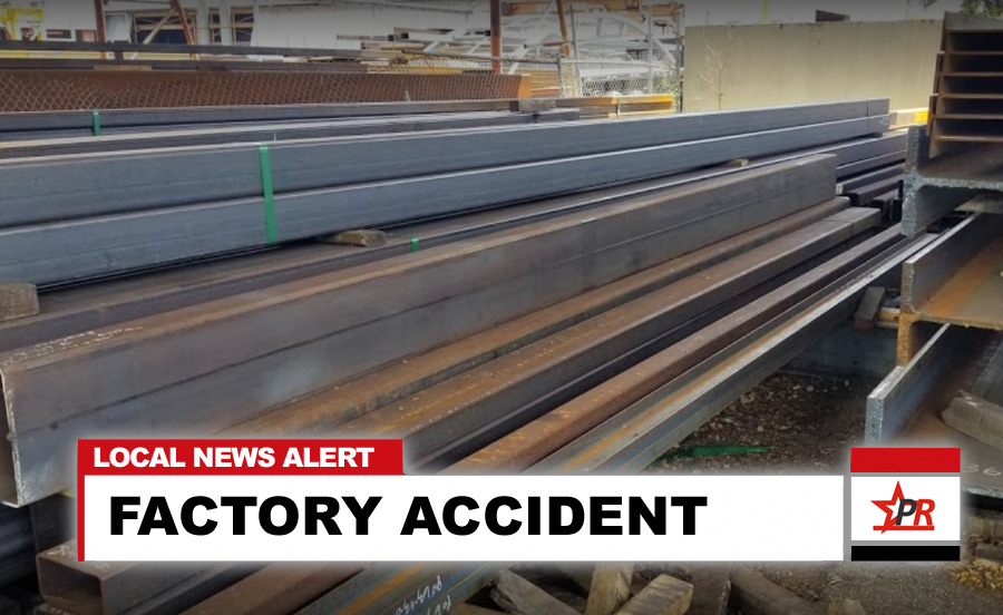FACTORY ACCIDENT