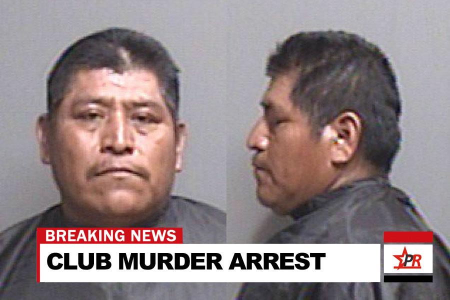 GENTLEMEN'S CLUB MURDER