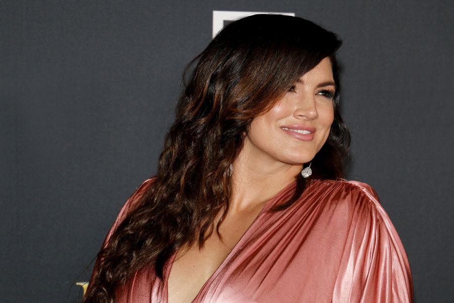 "Lucasfilm Fires Actress Gina Carano from ""The Mandalorian"" Over Social Media Posts"