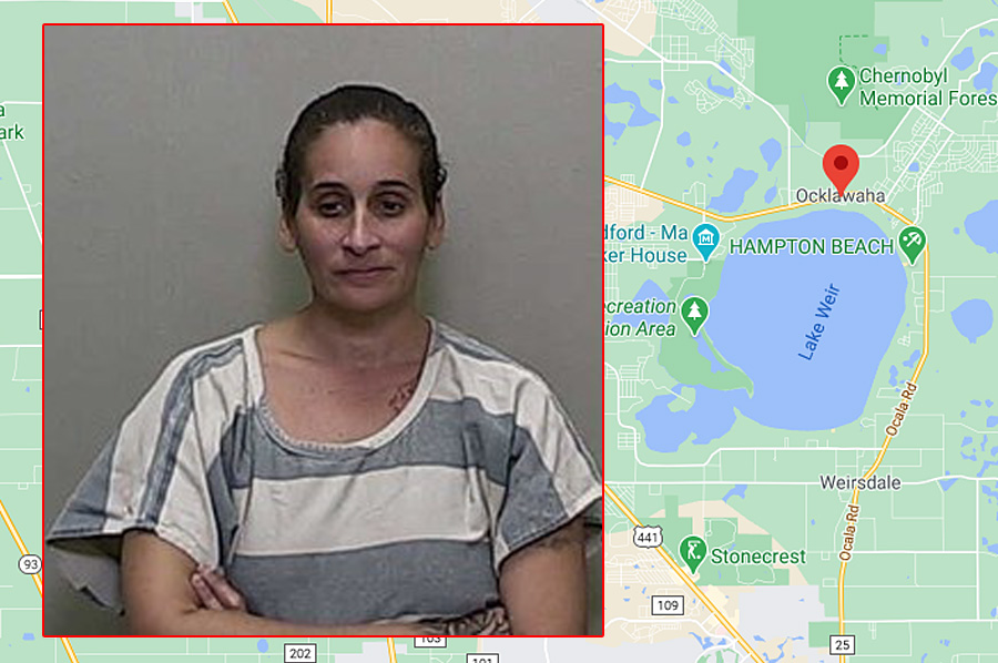 Property Crimes Investigation Of Catalytic Converter Thefts Leads To Ocklawaha Woman's Arrest