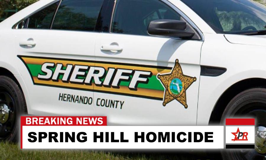 SPRING HILL HOMICIDE