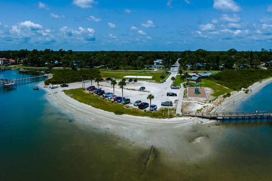 Menard May Park, Edgewater Florida. Photo credit ShutterStock.com, licensed.