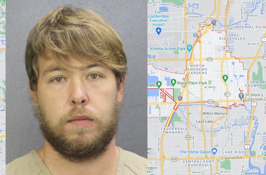 Carjacking Suspect Linked To Oakland Park Homicide
