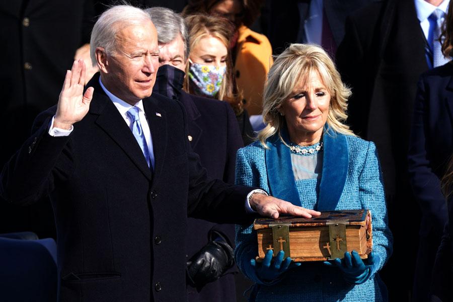 Biden Swear in