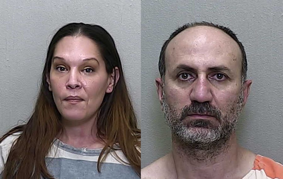 Jessica Bermudez, 38, and Rimon Joudi, 45, were arrested for 86 of simulated gambling device violations and transported to the Marion County Jail, where they are each held on $43,000 bonds. A copy of a new ordinance banning use was hand delivered to Rimon Joudi at Blackjack Arcade on Thursday, February 4, 2021.