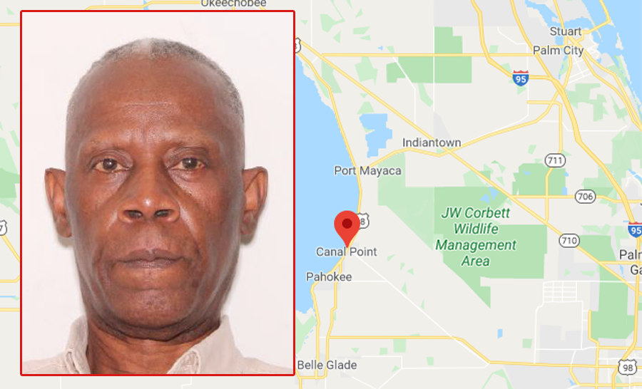 In accordance with Chapter 775 the Palm Beach County Sheriff's Office is advising the public about a declared Sexual Predator who is now residing in Canal Point, FL. To view additional information about sexual predators in your neighborhood visit https://offender.fdle.state.fl.us.