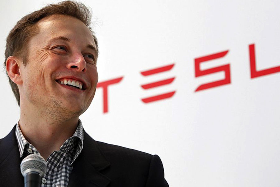 Business magnate, industrial designer and engineer, Elon Musk, said conventional finance people are on the verge of broadly accepting cryptocurrency, and said he wished he had invested in it sooner. Editorial credit: John Smith Williams / Shutterstock.com, licensed.