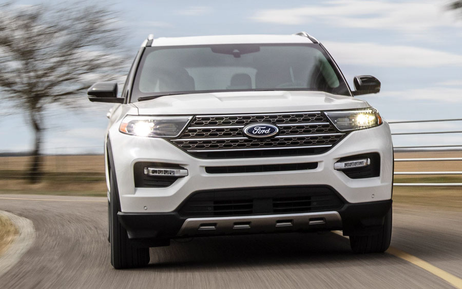 New Ford Explorer King Ranch Edition Brings Texas Spirit to America's Best−Selling SUV