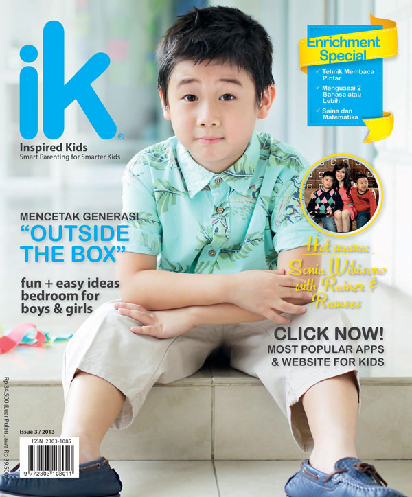 Inspired Kids Magazine