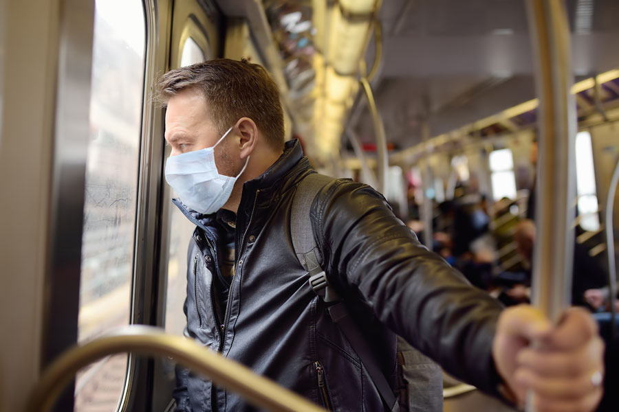 Refusal to Wear Mask on Any Public Transportation Now Violation of Federal Law As CDC Order Went Into Effect Monday