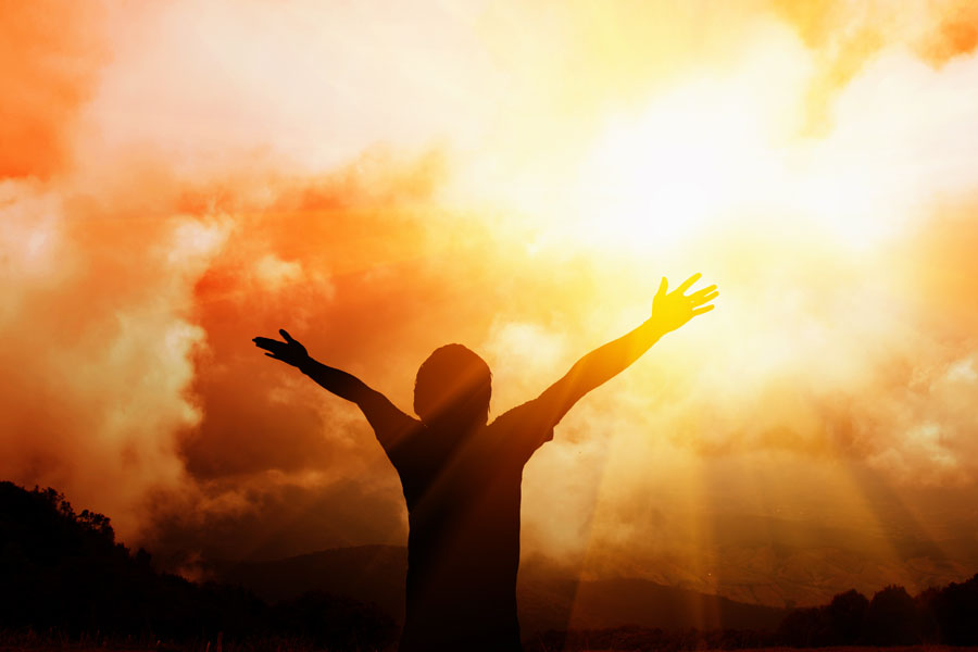"""The Last Days and Second Coming have been described as being """"great and terrible."""" Whether Christ's coming is great or terrible depends on whether one is righteous or wicked."""