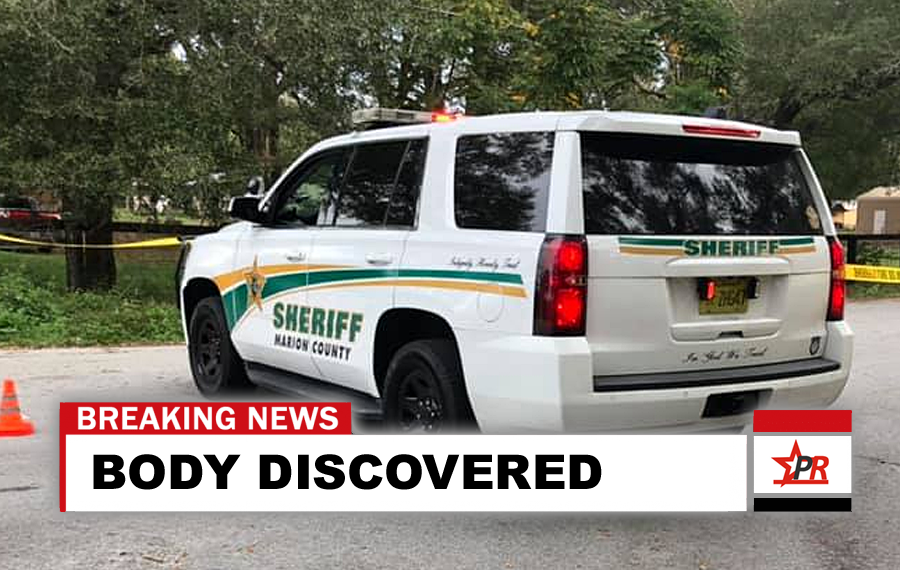 BODY DISCOVERED