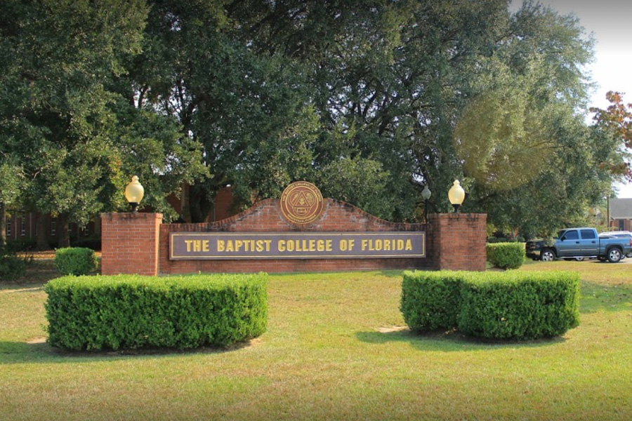 The Baptist College of Florida in Graceville, Florida