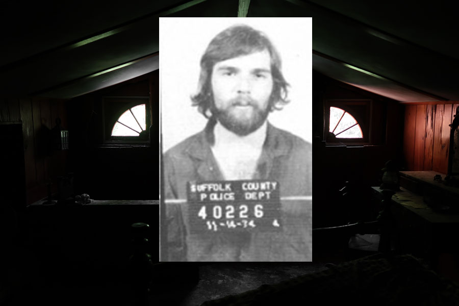 Ronald Joseph DeFeo Jr. who was tried and convicted for the 1974 killings of his father, mother, two brothers, and two sisters in Amityville, Long Island, New York. Condemned to six sentences of 25 years to life, DeFeo died in custody on March 12, 2021. The case inspired the book and film versions of The Amityville Horror.